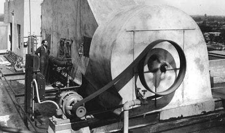 centrifugal coolers