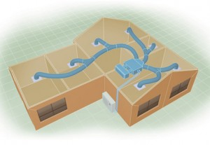 how-ducted-air-conditioners-work