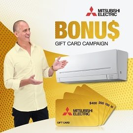 ME Cashback Promotion with Brisbane Air